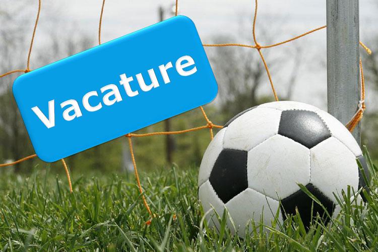 Vacature hoofdtrainer